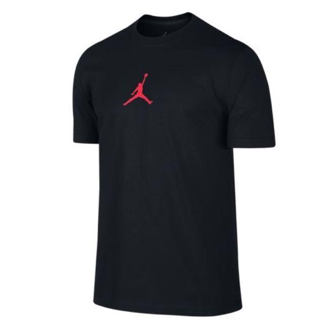 Jordan shirt jumpman logo 100% authentic