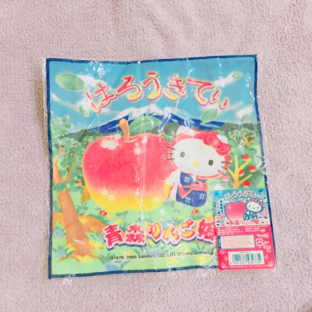 絕版✨KT日本青森蘋果款