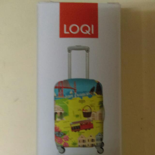 LOQI行李箱套