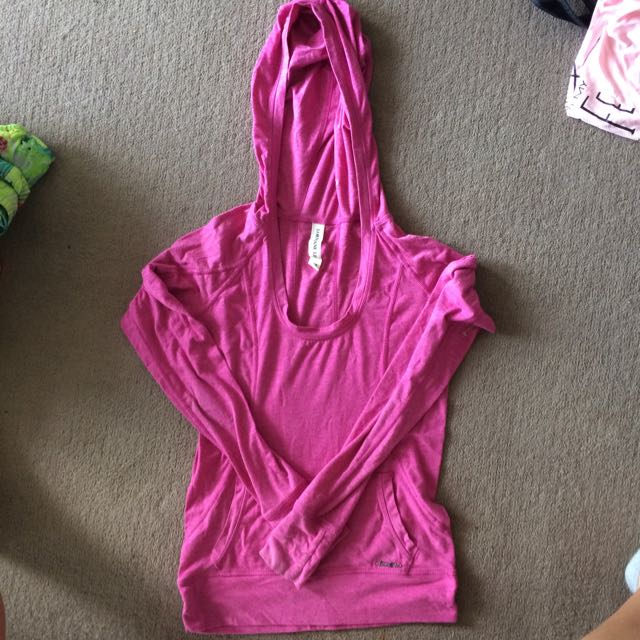 Lorna Jane Hooded Long Sleeve XXS but Fits Like XS