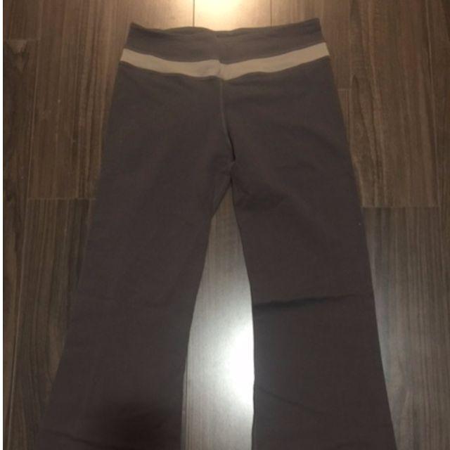 Lululemon Brown Yoga Pants