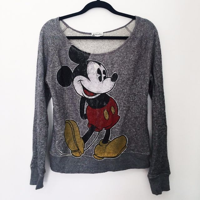 Authentic Mickey Mouse Disney Jumper