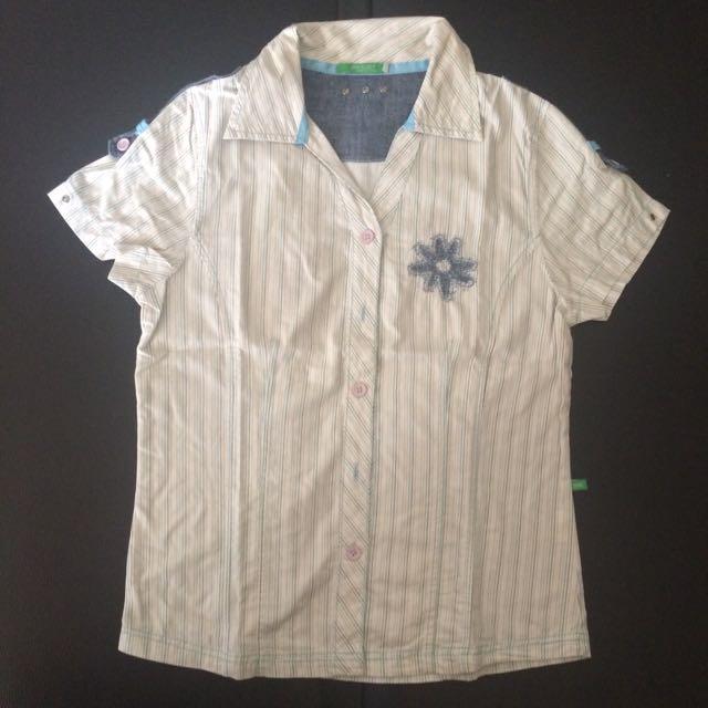 my1cm Women Shirt (short Sleeves)