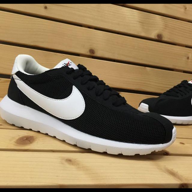 Nike Roshe LD 1000 黑白 女鞋