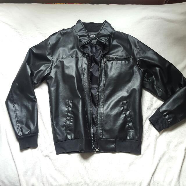 Oscar Leather Jacket.