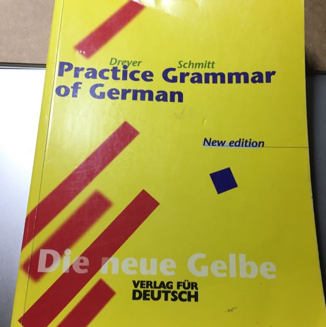 Practice Grammar Of German New Edition