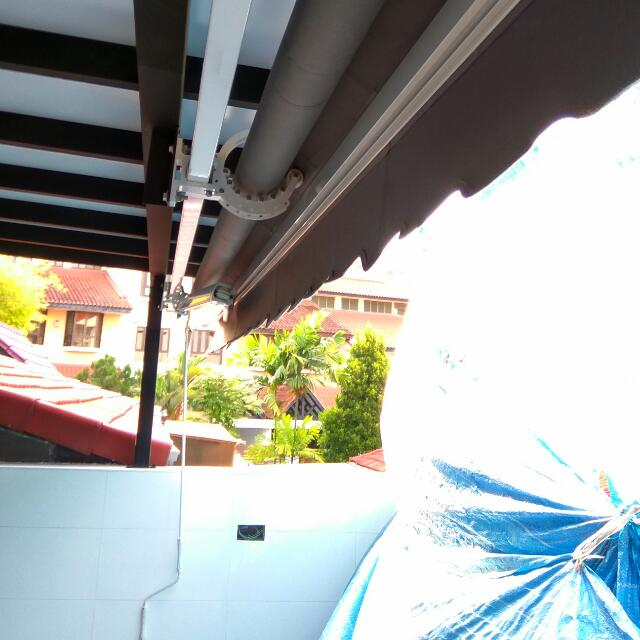 Retractable Awning System