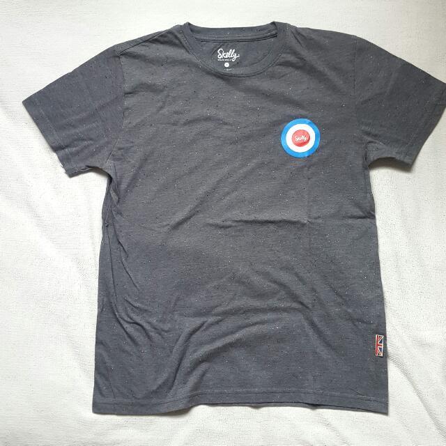 Skelly t shirt Vespa Edition