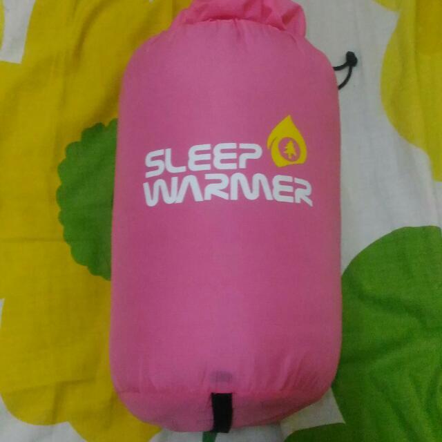 Sleeping Bag Consina Pink