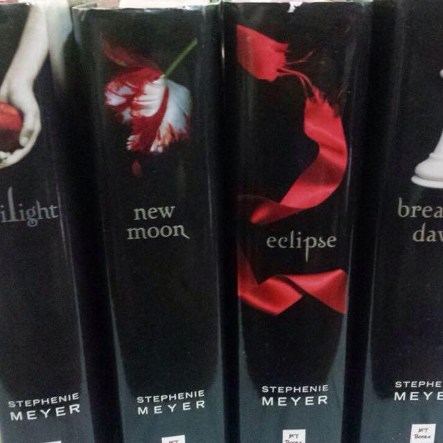 Stephanie Meyer Complete Set