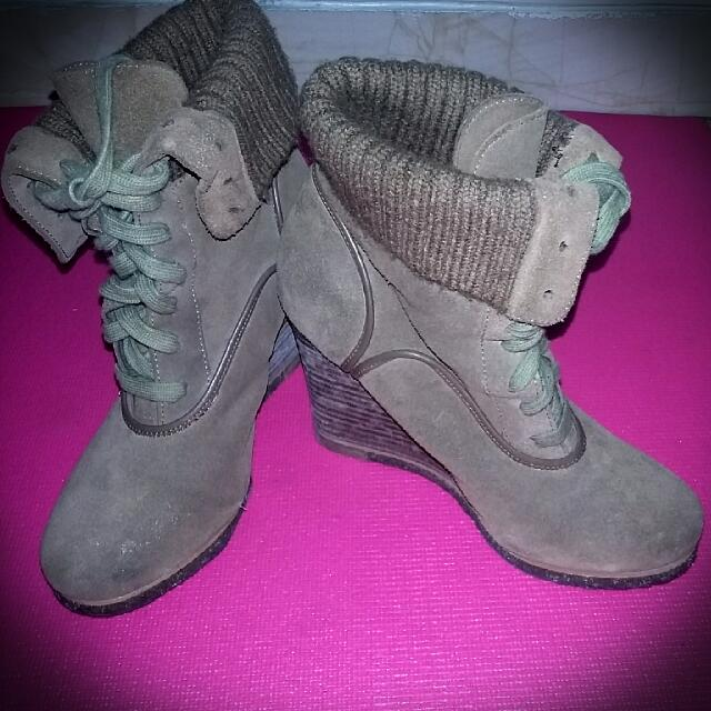 Steve Madden Fashionable Boots