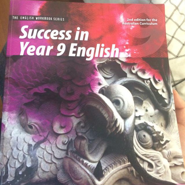 Success in year 9 English workbook - Bruce & Suzan Pattinson