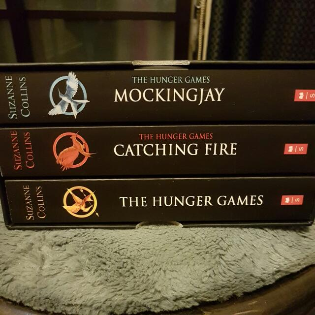 Suzanne Collins - The Hunger Games Collection