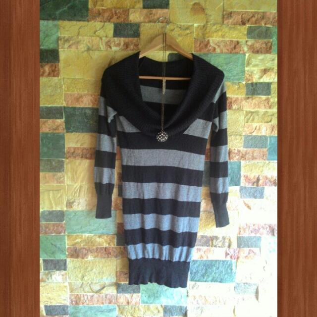 Sweater-Type Dress