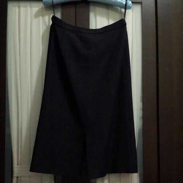 TheMe 挺版裙34號 黑色