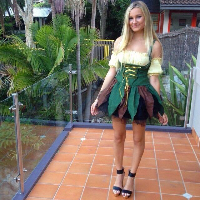 Tinker bell/fairy Costume