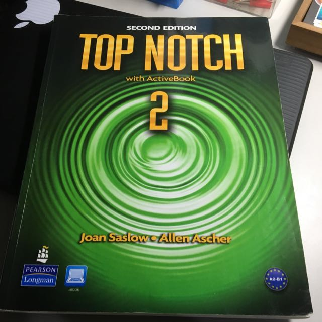 Top Notch 2 (second Edition)