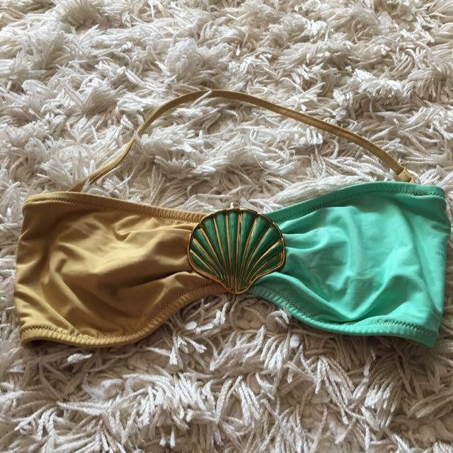 Victoria Secret Strapless Bathing Suit Top