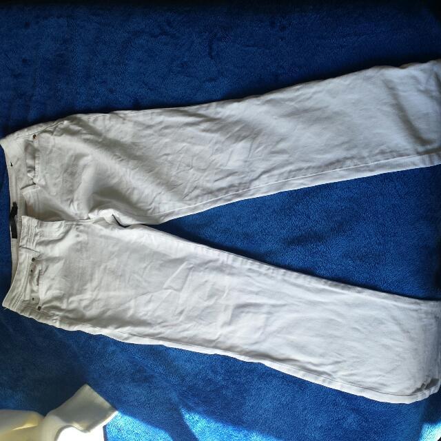 White David Lawrence Jeans Sz10