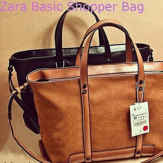 Zara Shoper Bag