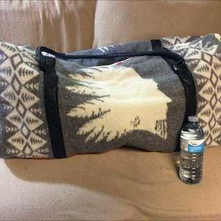 XXL Wool Duffle Bag NEW