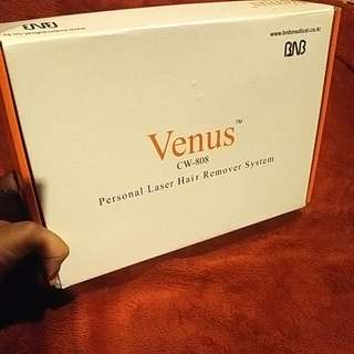 Venus Personal Laser Hair Removal System