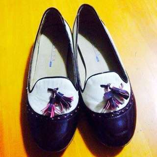 Regatta Flat Shoes