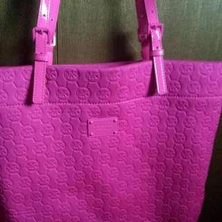 hot pink MK BAG