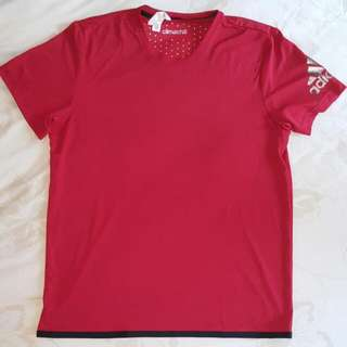 Adidas Performance Climachill Tee Red Sz XL