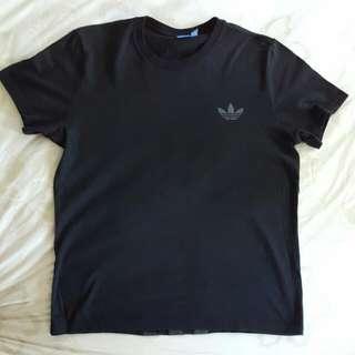 Adidas Originals Nitejogger Black Tee Sz XL