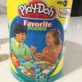Play-Doh Favourite Foods Set