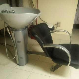 hairdressing basin
