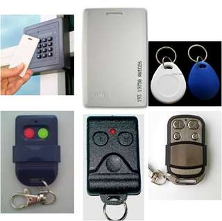 Access card $7/ANY LOCATION Auto gate $25/ Shop Roller Shutter Remote Control HP 93763389