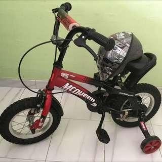 Slightly Used Kid's Bike
