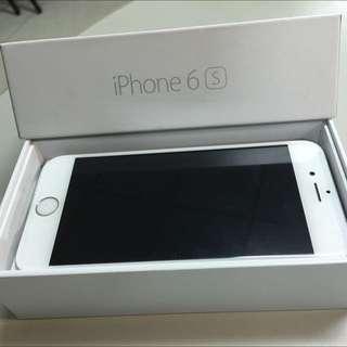 iPhone 6s 4.7 寸 64g 銀色