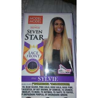 New Lace Front Wig