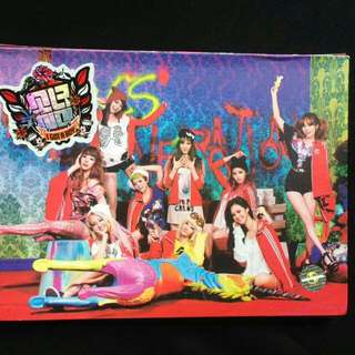SNSD GIRLS GENERATION IGAB album I Got A Boy Album Japan