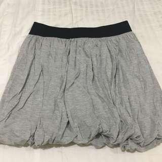 Forever 21 Gray Skirt