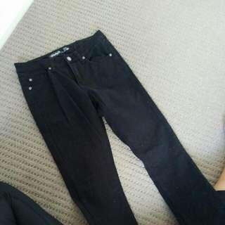 Black Jayjays Skinny Jeans