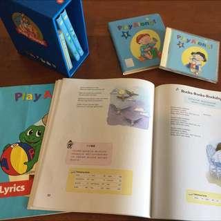 迪士尼美語世界Disney's Play Along 幼兒跟著玩系列