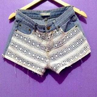 True Love Hw Short👽27-28 Can Fit👽
