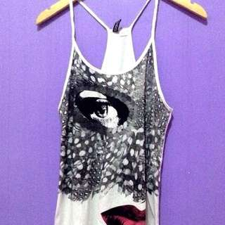 H&m👽Halter Top👽s-m Can Fit👽