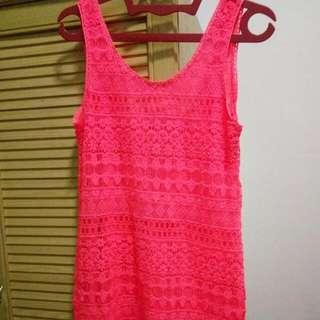 H&M Dress Brukat