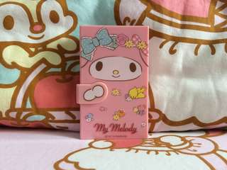 BN Sanrio Japan Pink My Melody and Cinnamoroll Post-it Sticky Notes Pad in Case Casing