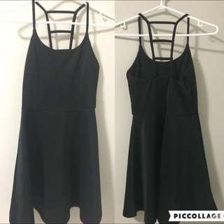 Short Black Dress (S)