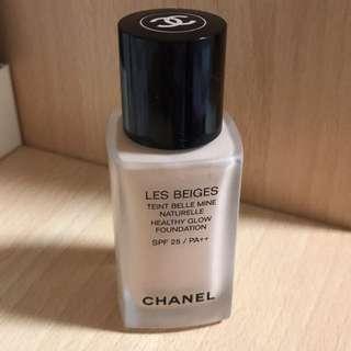 Chanel 裸光水慕絲粉底 SPF25/PA++ 色號N20