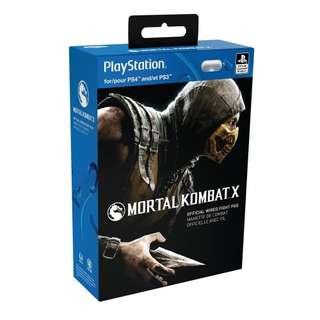 Playstation Mortal Kombat X Fight Pad