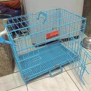 Foldable Pet Crate (Pet Cage) RESERVED
