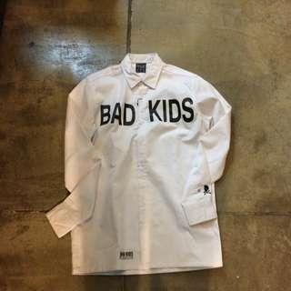 (結束出清)BADKIDS襯衫