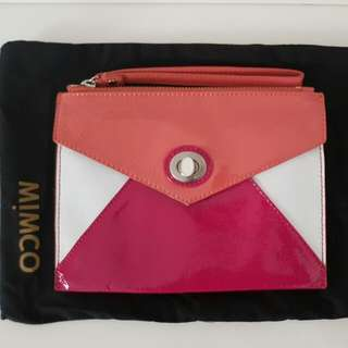 Mimco- Large Envelope Pouch
